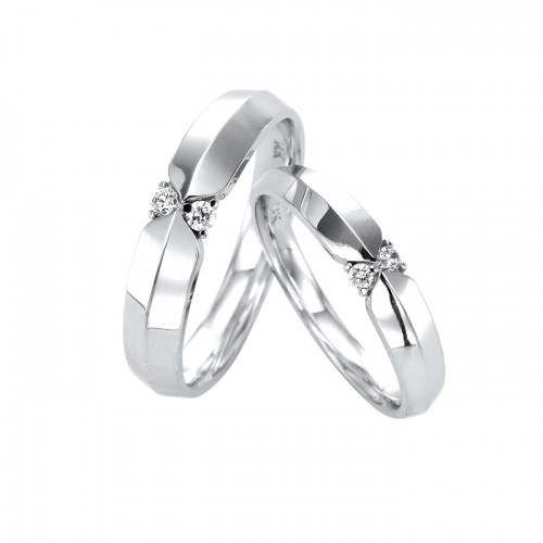 [14K Gold]루피너스 커플링Lupinus Couple ring j3381