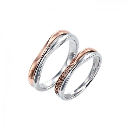 [14K Gold]메리아 커플링Meria Couple ring j4880