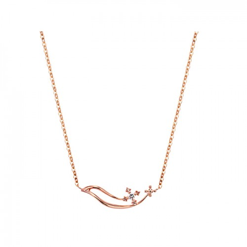 [14K Gold]아드리안 목걸이Adrian Necklace j3782